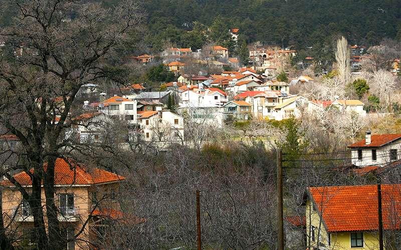 Platres Village